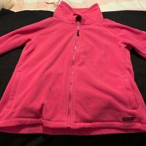 Pink Calvin Klein jacket